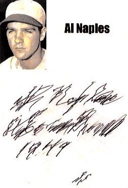 Naplescard